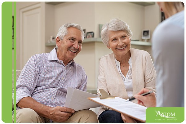 Reverse Mortgage / Financing Options for 55+